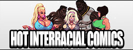 hot interracial comics