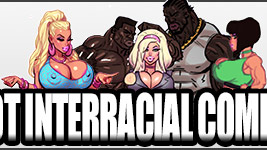 logo hot interracial comics