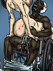 Your body is so fucking soft, your pussy is wet - Horny mothers 2 - The sequel by Illustrated interracial 2016